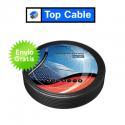 Cable fotovoltaico Topsolar PV ZZ  2,5 mm2   100 Metros