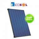 Captador solar plano escosol 2300 xba 2,3 m2