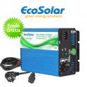 Cargador de baterías Ecosolar Green 20A Completo (12V)