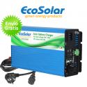Cargador de baterías Ecosolar Green 20A Completo (24V)