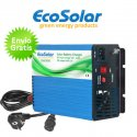 Carregador de baterias Ecosolar Green 20A Completo (12V)
