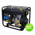 Generador electrico diesel DG7500LE Automático