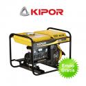 Generador eléctrico diesel Kipor KDE3500E