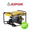 Grupo electrógeno diesel Kipor KDE6500E