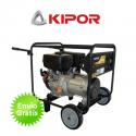 Generador eléctrico de gasolina Kipor KGE4000C Basic