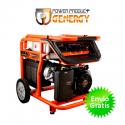 Generador eléctrico Genergy Moncayo