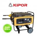 Generador eléctrico de gasolina Kipor KGE4000X