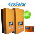 Inversor de red Ecosolar CERO 4000W para autoconsumo con Inhibidor interno