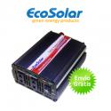 Inversor de onda modificada Ecosolar 600W 12V