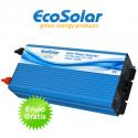 Inversor de onda pura Ecosolar Blue 1000W 12V