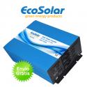 Inversor de onda pura Ecosolar Blue 3000W 12V
