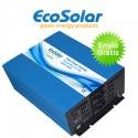 Inversor de onda pura Ecosolar Blue 3000W 24V