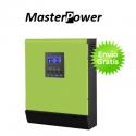 Inversor Masterpower Omega 1Kva Inversor Cargador Regulador 800W 12V