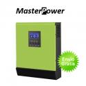 Inversor Masterpower Omega 3Kva Inversor Cargador Regulador 2400W 24V