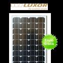 Módulo solar Luxor 80w monocristalino