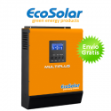 Multiplus Ecosolar 3kVA 3000W 24V (inversor + carregador + regulador)