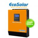 Multiplus Ecosolar 3Kva 2400W 24v MPPT (inversor + cargador + regulador)