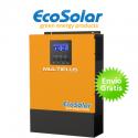 Multiplus Ecosolar 3Kva 2400W MPPT Zeta 24V (inversor + cargador + regulador)