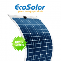Panel solar flexible Ecosolar 150W monocristalino