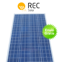 Panel fotovoltaico REC 240w  24V