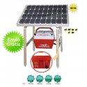 Pastor eléctrico solar SUPER IMPACTO SOLAR 30W (No incluye batería)