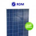 placa solar Rdm 130w Policristalina