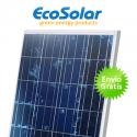 Panel solar Ecosolar 140w 12v cuasi-mono