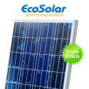 Placa solar Ecosolar 150W 12V cuasi-mono