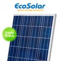 Placa solar Ecosolar 160W 12V policristalina