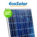 Placa solar Ecosolar cuasi-mono 160W 12V