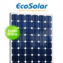 Panel Ecosolar 200w 24V monocristalino