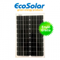 Placa solar Ecosolar 30W monocristalina