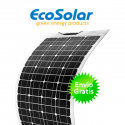 Panel solar flexible Ecosolar 180W monocristalino ETFE