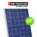 Panel solar HB-Tech 230w 24V policristalina