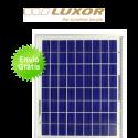 Placa solar Luxor 50w policristalina