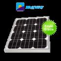 Placa solar Shinew 30w monocristalina