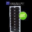 Placa solar Sunlink 20w monocristalina