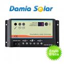 Regulador Solar 20A DUAL para la carga de 2 baterías