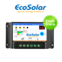 Regulador de carga Ecosolar DSR 10A
