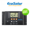 Regulador Ecosolar 30A com ecrã