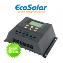 Regulador solar de 80A 12/24V Ecosolar