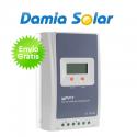 Regulador Maximizador MPPT Damia Solar 40A com ecrã