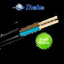 Manguera de cable eléctrico (2 cables) Aceflex 4 mm2   100 Metros