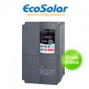 Variador de frecuencia solar Ecosolar 5,5CV para bomba de agua trifásica 230V