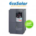 Variador de frecuencia solar Ecosolar 7,5CV para bomba de agua trifásica 380V